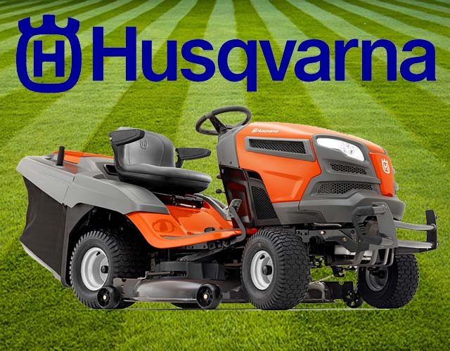 Husqvarna lawnmower