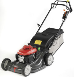 Honda HRX537 HY lawnmower