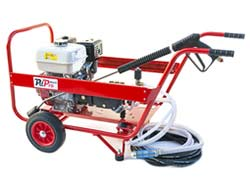Honda GX390 power washer