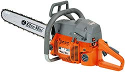 Oleo Mac 962 chainsaw