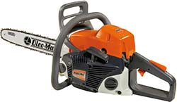 Oleo Mac GS350C chain saw