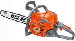 Oleo Mac GS370 chainsaw